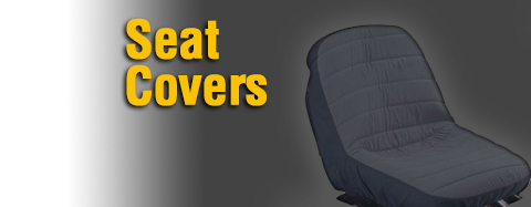 Yardman - Lawn Mower Seats & Tractor Seats - Seat Covers