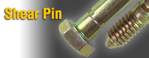 Yard Machines Shear Pin Parts
