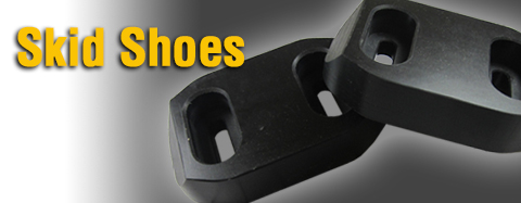 Yardman Skid Shoes Parts