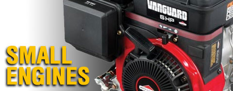 Briggs and Stratton  - Engines - Horizontal Engines