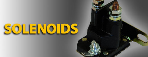 Troy Bilt Solenoids Parts