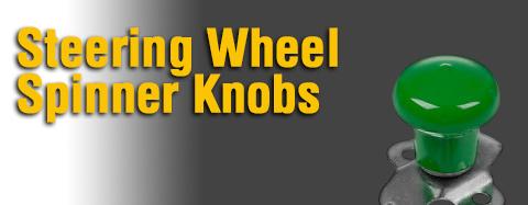 Universal - Steering - Steering Wheel Spinner Knob