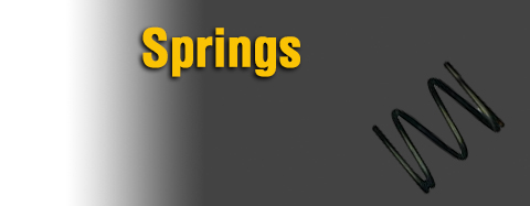Briggs and Stratton - Carburetors and Parts - 4-Cycle - Springs