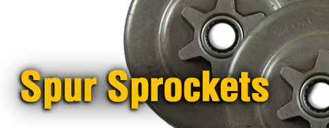 Pioneer - Sprockets - Spur Sprockets