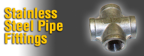 Pressure Washer Stainless Steel Pipe Fittings