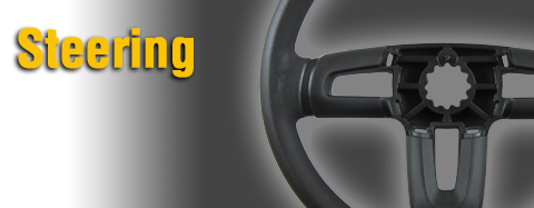 Poulan - Steering - Steering Spindle