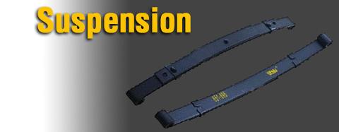 Poulan Suspension Parts