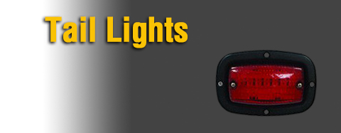 DR Power Tail Lights Parts