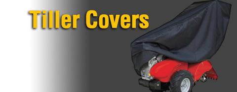 Classic Tiller Covers Parts