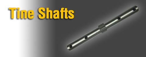 AYP/Electrolux Tine Shafts Parts