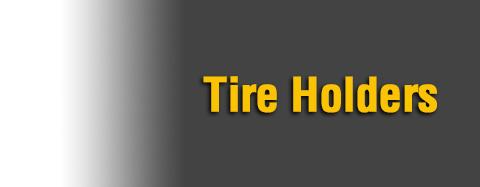 Martin Wheel Tire Holders Parts