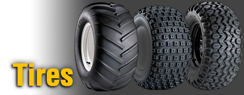 Lawn Mower Tires
