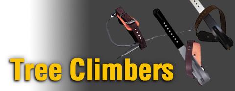 Buckingham Tree Climbers Parts