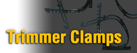 MTD Trimmer Clamps Parts
