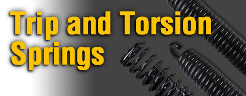 Fisher Trip and Torsion Springs Parts
