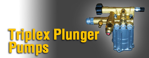 Comet - Pumps - Triplex Plunger Pumps