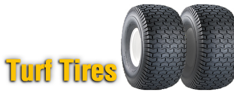 Universal - Tires - Turf Tires