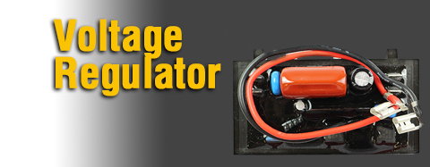 Jacobsen - Ignition Parts - VOLTAGE REGULATOR