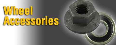 MTD - Wheel Accessories - Wheel Nuts and Bolts