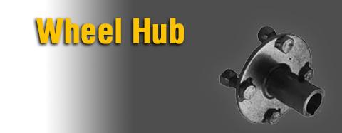 Snapper Wheel Hub Parts