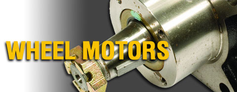 Yazoo Kees Wheel Motors Parts