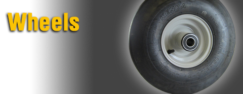 Ariens - Wheels - Solid Tire Assemblies