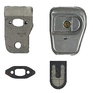 530071887 Muffler Kit