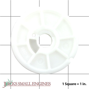 585530301 KIT PULLEY/SPRING