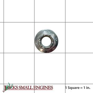 06500726 Nyloc Flanged Nut